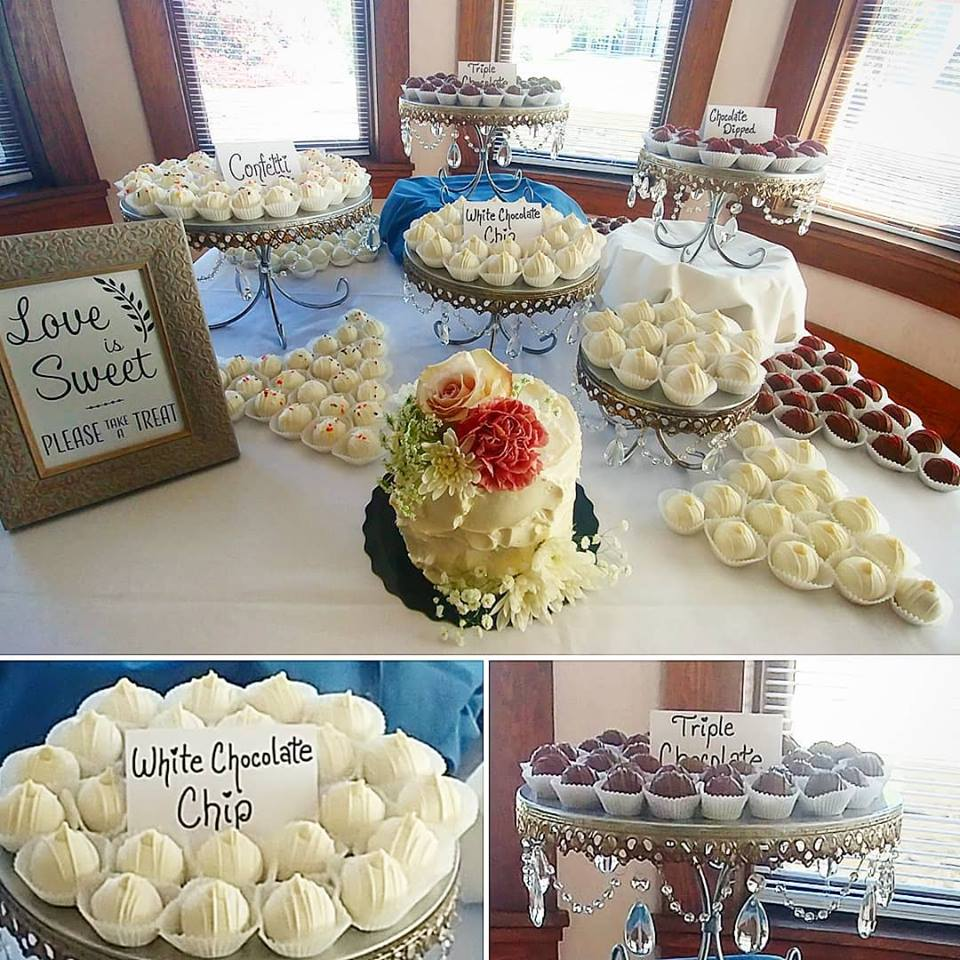 Cake Ball Collage
